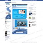 facebook mock up Social page 2 copy